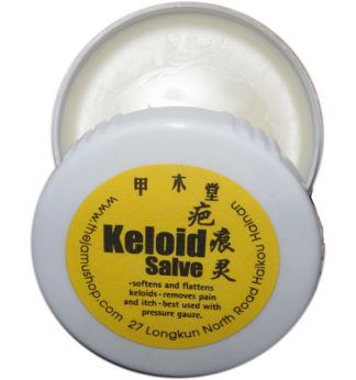 The Jamu Shop keloid salve